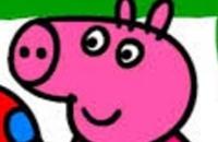 Peppa Pig Farbe