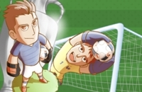 Speel nu het nieuwe voetbal spelletje Euro Keeper 2016