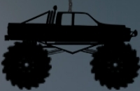 Monster Truck Schatten 2
