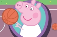 Baloncesto De Peppa Pig