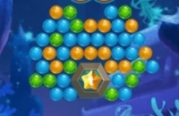 Bubble Shooter Mar