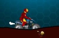Homem De Ferro Moto Aventura