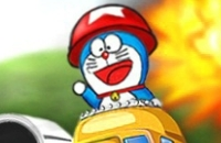 Doraemon Tank Attack