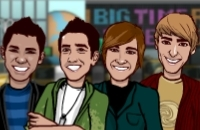 Big Time Rush Rush Stage