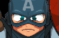 Capitán América: Escudo De La Justicia