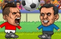 Speel nu het nieuwe voetbal spelletje Voetbal Headz Cup 2