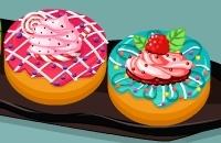 Cozinhar Frenzy: Caseiro Donuts