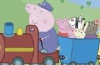 Quebra-cabeça Peppa Pig