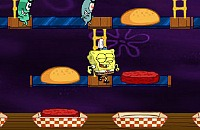 Spongebob Hamburger Panic