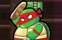 Ninja Turtles Rescate De Rehenes