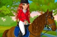 Equitação Dressup