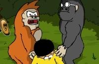 Doraemon Y El King Kong