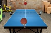 Tischtennis Herausforderung