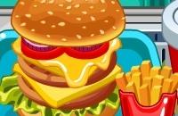 Machen Sie Ein Burger King