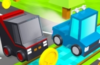 New Game: Block Racer