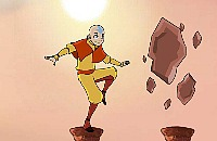 Avatar Aang On