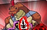 New Game: Ben 10 Omniverse Code Red