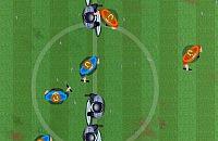 Speel nu het nieuwe voetbal spelletje Voetbal Rellen