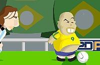 Speel nu het nieuwe voetbal spelletje Ren Ronaldo Ren