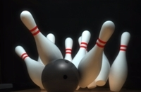 Klassisches Bowling
