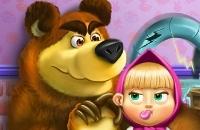 Jogos da Masha e o Urso