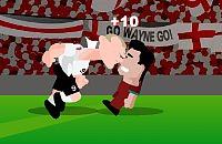 Speel nu het nieuwe voetbal spelletje Kopstoten Geven