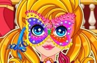 Máscara De Princesa Prom Belleza