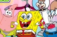 Spongebob Hidden Alphabets