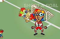 Speel nu het nieuwe voetbal spelletje Rocking Voetbal