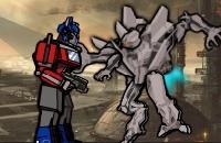 Enfrentamiento Transformadores