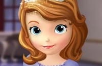 Sofia The First Kapsalon