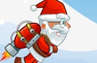 New Game: Jetpack Santa