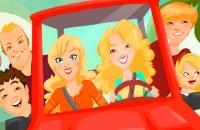 Buona Fortuna Charlie: Vacanze Vehicles