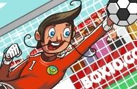 Speel nu het nieuwe voetbal spelletje Ragdoll Goalie