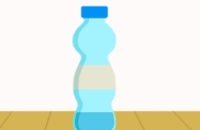 Flasche Flip