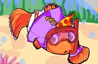 New Game: Finding Dory: Nemo Dressup