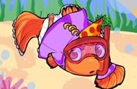 Jugar un nuevo juego: Finding Dory: Nemo Dressup