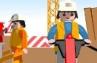 Playmobil The Great Web Of Construction