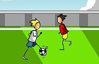 Speel nu het nieuwe voetbal spelletje Magic Voetbal