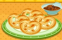 Cozinhar Frenzy: Pretzels