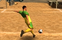 Speel nu het nieuwe voetbal spelletje Pel�: Legend Soccer