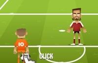 Speel nu het nieuwe voetbal spelletje Voetbal Penalty Go