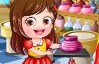 Baby-Hazel Potter Dressup