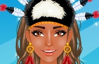 Moana Princess Make Up