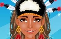 Moana Princesa Maquiagem