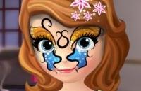 Sofia Das Erste Gesicht Tattoo