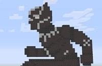 Black Panther Pixel Games
