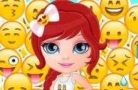 Bebé De Barbie ¿Qué Está Usted Emoji