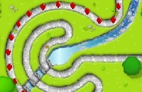 New Game: Bloons Tower Defense 5