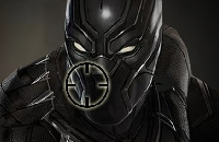 Speel het nieuwe spelletje: The Black Panther: Find The Hidden Letters